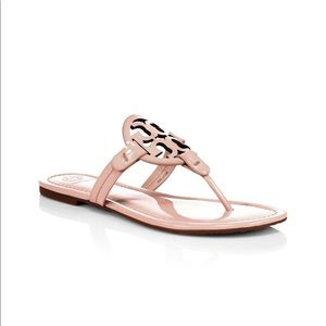 Authentic Tory Burch miller sandals